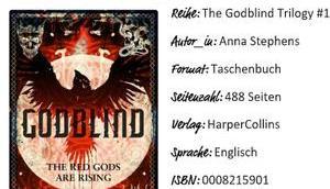 Anna Stephens Godblind