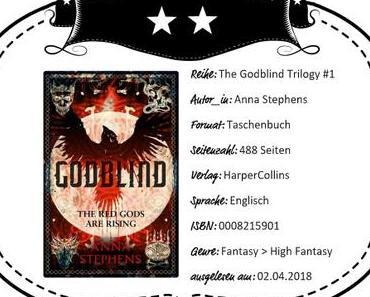 Anna Stephens – Godblind