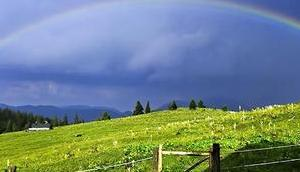 Bild Woche: Regenbogen