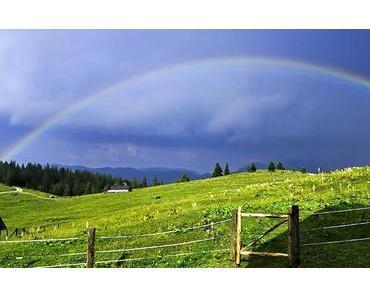 Bild der Woche: Tor zum Regenbogen
