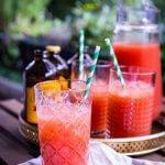 Melonsquash – Melone meets Bundaberg Ginger Brew (alkoholfrei)