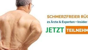 Frei Rückenschmerzen (auch ohne Yoga) Online-Kongress
