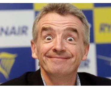Ryanair-Präsident in Palmas Altstadt gelandet