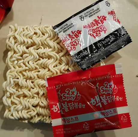 Samyang - 2x Spicy HOT Chicken Flavor Ramen