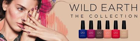 CND Wild Earth Collection - Herbst 2018