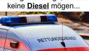 Grüner Wahnsinn Langeoog! Urlauber blockieren Rettungsfahrzeuge, weil keine Diesel mögen