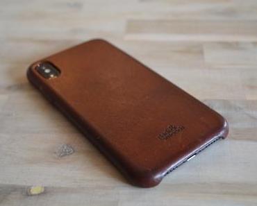 iPhone X Case von Pack & Smooch mit perfekter Patina