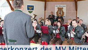 Termintipp: Sommerkonzert Mitterbach