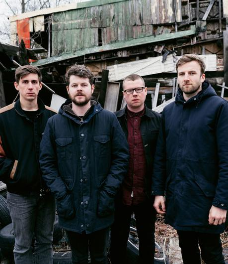 We Were Promised Jetpacks: Erster Schritt