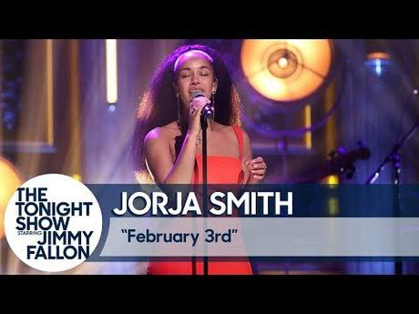 Videotipp: Jorja Smith performs 'February 3rd' for the Tonight Show
