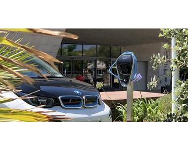 BMW elektrisiert Mallorca