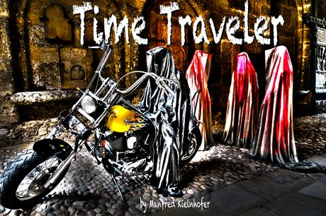 time travel guardian raider bike art design sculpture gallery museum manfred kielnhofer