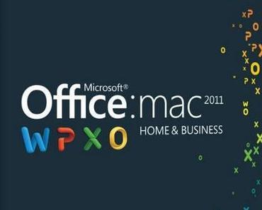 Geplante Obsoleszenz Office 2011 für den MAC