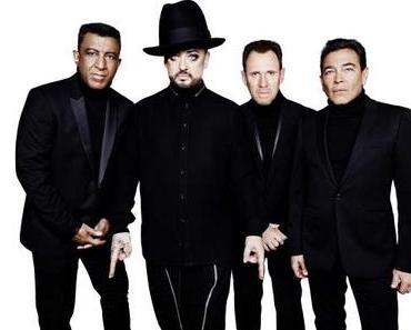 NEWS: Boy George & Culture Club melden sich mit neuer Single zurück