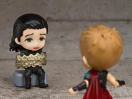 Nendoroid Thor: Thor Battle Royal Edition Ragnarok