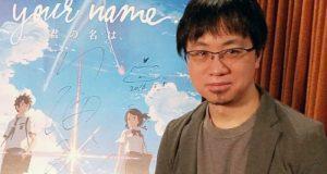 Makoto Shinkai kündigt neuen Film an