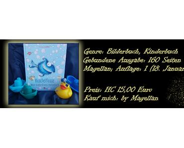 .: Rezension ~ Kuschelflosse - Mein blubberblaues Vorlesebuch :.