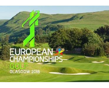 Golf bei den European Championships Berlin/Glasgow