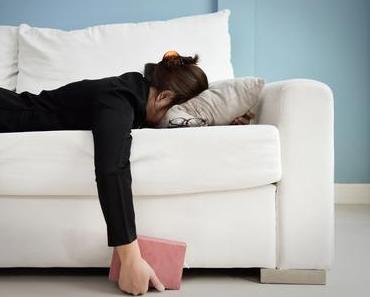 10 Notfalltipps, wenn du erschöpft bist
