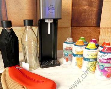 Mit dem MySodapop spare ich mir einiges an Wasser schleppen #Wassersprudler #Sharon #Sirup