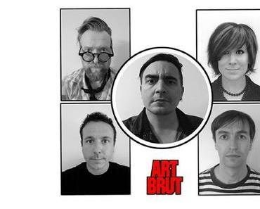 NEWS: Art Brut melden sich mit neuer Single zurück
