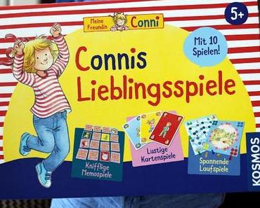 Spieletipp: CONNIS LIEBLINGSSPIELE von KOSMOS & Verlosung