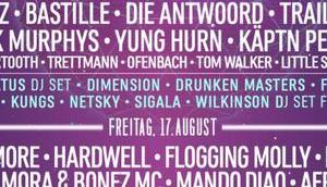 Frequency Festival 2018: Line
