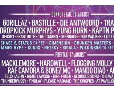 Frequency Festival 2018: Das Line Up