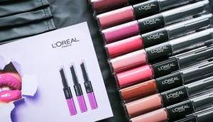 Lorealista News: Infaillible Lipsticks L'Oréal! [Werbung Sample]