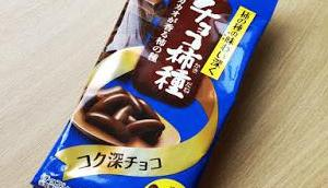 Kaki Tane Chocolate Snack, Kameda