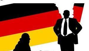 Mehr Wirtschaftswachstum, Merkels Macht wieder gesichert. Doch Wachstum erzielt Staat geklauten Geld Arbeitnehmer