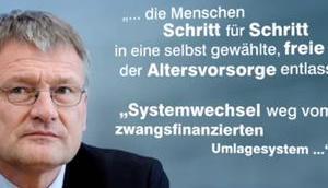 Denkmal Schande: ZDF-Sommerinterview Reichssender Mainz Alexander Gauland (AfD)