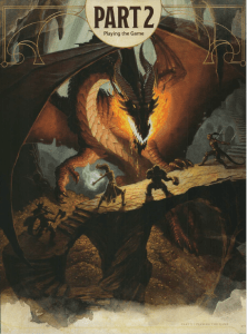 Dungeons & Dragons 5th Edition Player´s Handbook