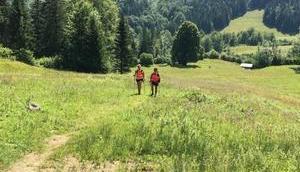 Wandern Salzkammergut Sparberrundweg