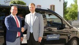 freYfahrt Freyung startet Ridepooling Service