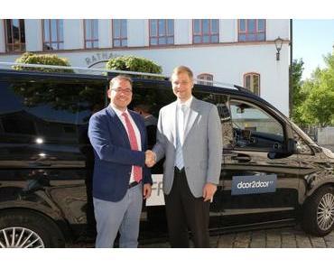 freYfahrt – Freyung startet Ridepooling Service