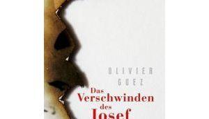 """""""Nehmen Menschen Acht"""" Olivier Guez sein Roman über Josef Mengele"""