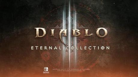 Diablo 3: Eternal Collection für Nintendo Switch angekündigt.