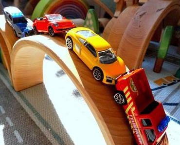 """Geschenk-Idee für kleine Auto-Fans: """"SOS-Flashers"""" im Geschenk-Set von Majorette + RABATTCODE"""