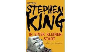 Rezension: einer kleinen Stadt Stephen King