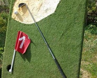 Satte Strafen für Golfplätze