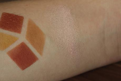 Revolution X Kisu Eyeshadow and Highlighter Palette Review und Swatches