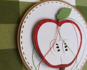 In einem kleinen Apfel................