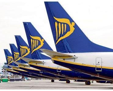 Handgepäck bei Ryanair ab November kostenpflichtig
