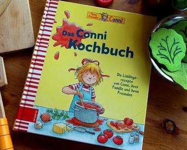 Unser Kinderkochbuch-Tipp: Das Conni Kochbuch