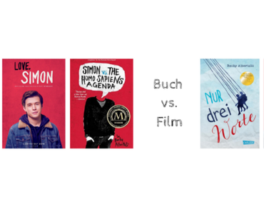 "Review   Buch vs. Film – ""Love, Simon"""
