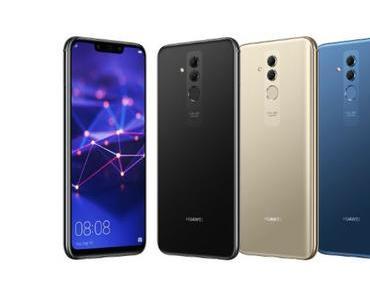 Huawei Mate 20 lite: Ab Anfang September in der Schweiz erhältlich