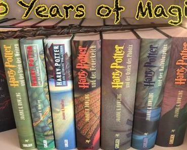 20 Jahre Harry Potter – 20 Years of Magic