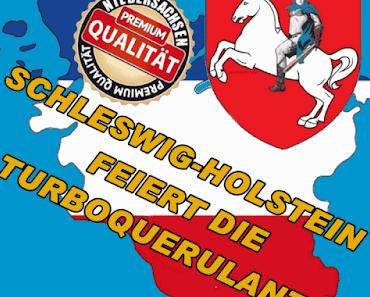 Die Turboquerulantin erobert Schleswig-Holstein