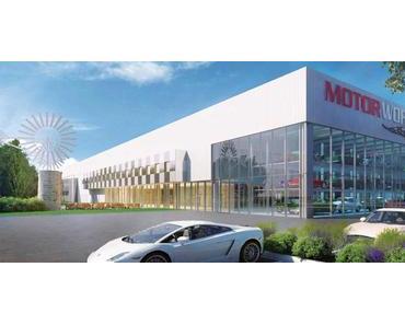 "Aus Coca-Cola wird ""Motorworld Mallorca"""